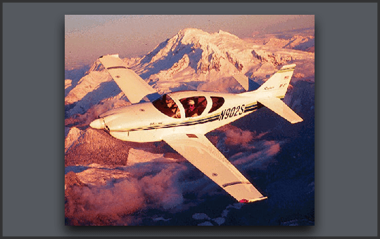 Glas Air Airplane Picture